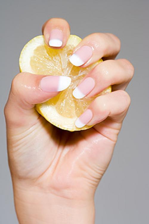 Кальций для укрепления ногтей. Народный рецепт укрепления ногтей