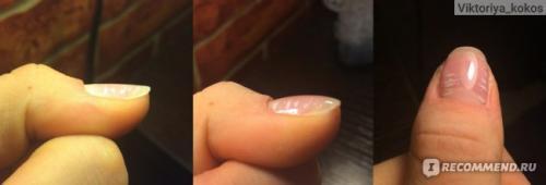 Выравнивание ногтевой пластины жидкой базой. Отличная база! Как я делаю выравнивание ногтевой пластины+фото