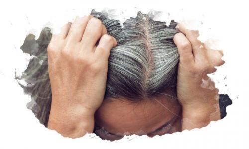 Краска для седых волос, какая лучше то.  ТОП-7 лучших красок для седых волос: какую выбрать, плюсы и минусы, отзывы