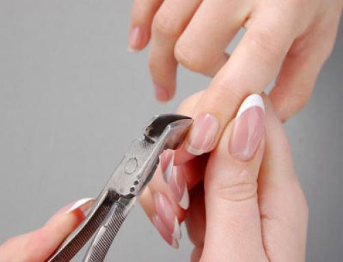 Кутикула ногтя. Кутикула – обрезать или сдвигать?