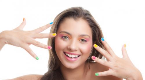Как ухаживать за ногтями подросткам. Маникюр для подростков