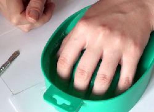 Запил ногтей придание формы гель. Как придать форму ногтям?