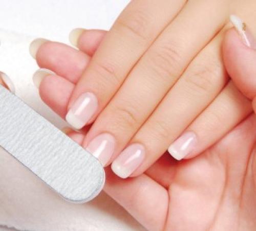 Запил ногтей придание формы. Правильно подбираем и выпиливаем форму ногтей на руках