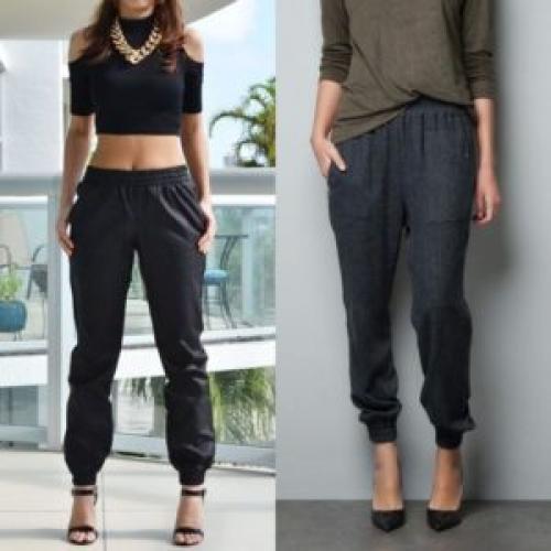 Модные мужские штаны с резинкой внизу. Как называются мужские брюки с резинкой внизу