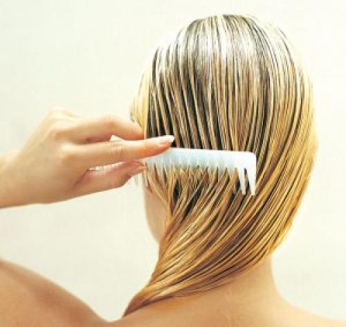Маски для волос для жирных волос в домашних условиях. Меры предосторожности перед использованием