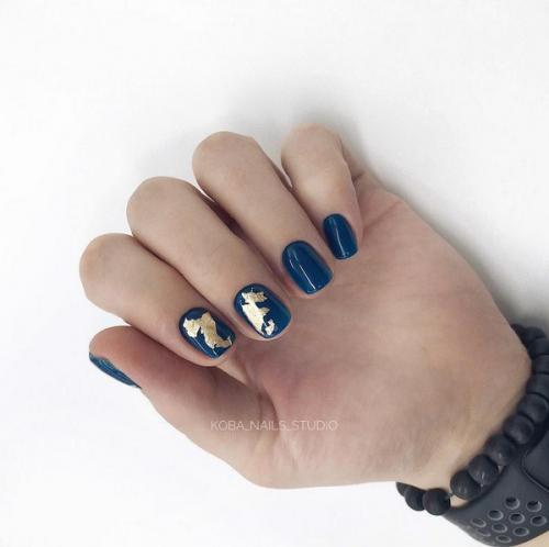 Короткие ногти дизайн новинки 2019. Топовые тренды маникюра на очень маленькие ногти