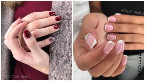 Маникюр весна 2019 на короткие ногти. Маникюр на короткие ногти весна 2019
