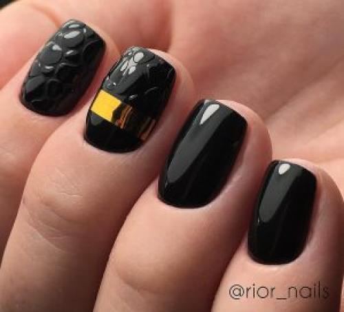 Квадратные ногти короткие. Фото маникюра на короткие квадратные ногти