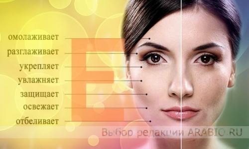 Витамин, а и Е для лица. Витамин Е для лица: чем полезен, отзывы косметологов, как использовать в домашних условиях, рецепты масок и кремы с витамином Е