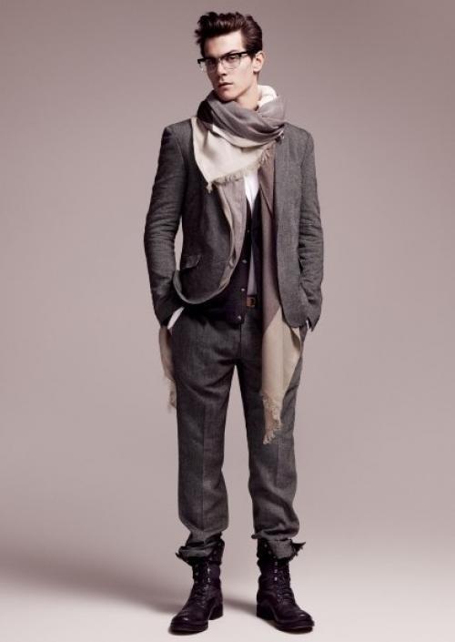 Как выбрать шарф мужчине. Как выбрать мужской шарф?