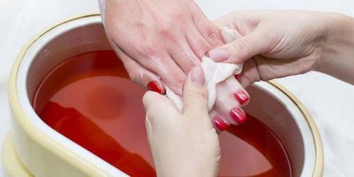 СПА парафин для рук. Что такое парафинотерапия