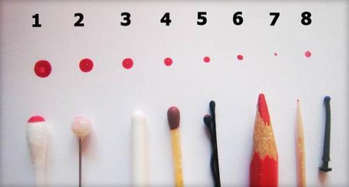 Простые рисунки на ногтях для начинающих. Инструменты