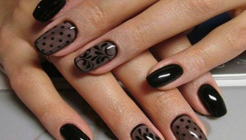 Простые рисунки на ногтях для начинающих. Чем рисуют узоры на ногтях