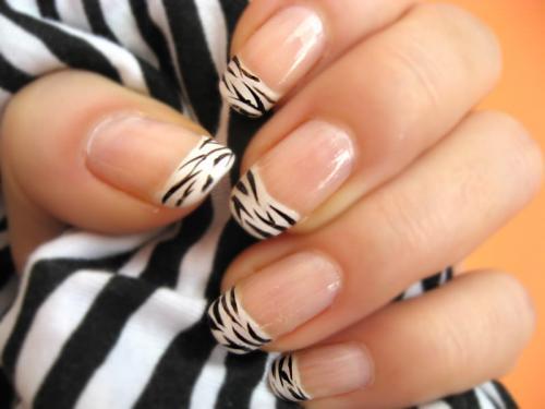 Рисунки на ногтях для новичков. Простые рисунки для начинающих