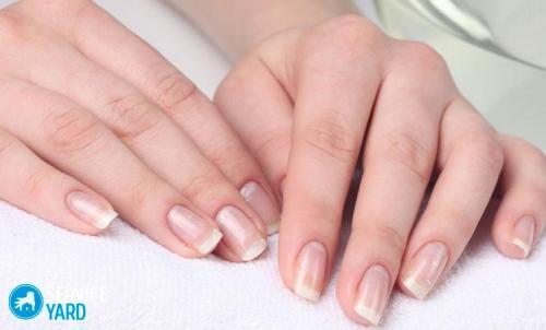 Почему сухая кожа вокруг ногтей. Причины пересыхания кожи у ногтей