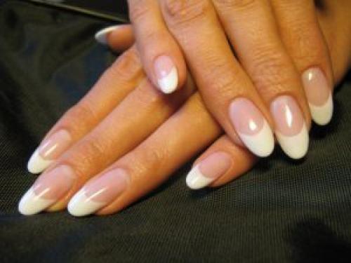 Как выглядят нарощенные ногти. Традиционные виды форм ногтей при наращивании