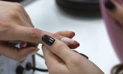 Можно ли наносить гель лак на гель для наращивания ногтей. Как это сделать без ошибок