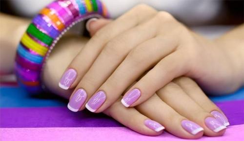 Как рисовать шеллаком на ногтях пошагово в домашних условиях. Чем рисовать на шеллаке