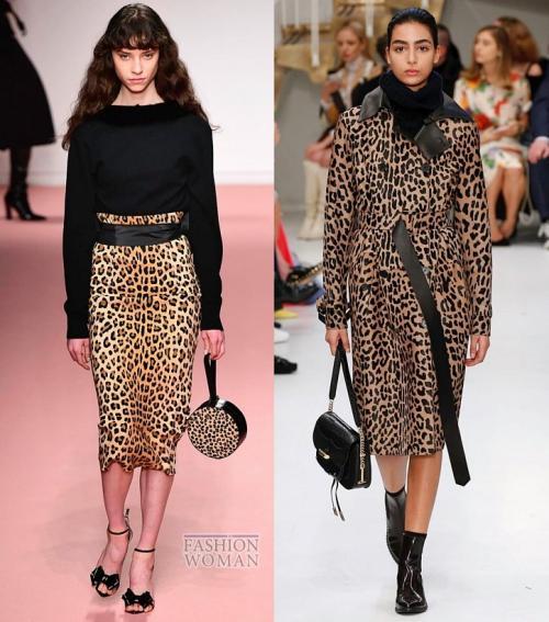 Мода осень 2020. Мода осень-зима 2019-2020: основные тенденции