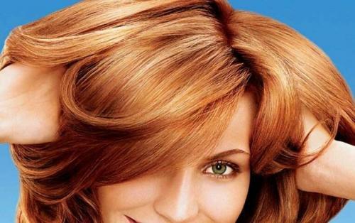 Как смыть быстрее краску с волос. Как смыть рыжую или красную краску с волос?