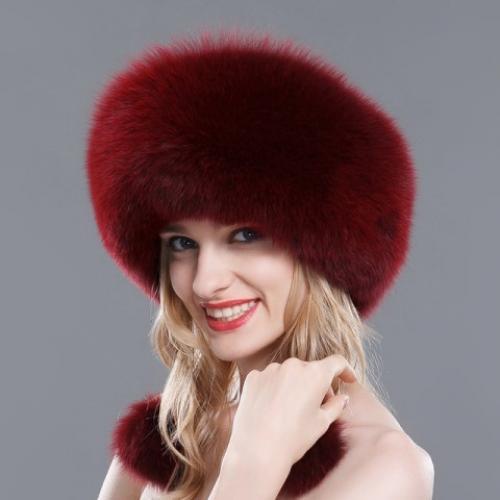 Головной убор для женщины 40 лет. Меховые шапки для женщин за 40
