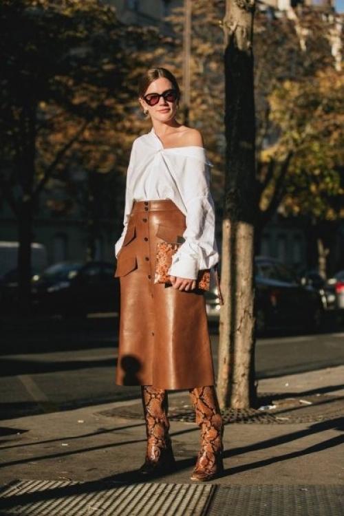 С чем носить зимой юбку макси. Какие материалы сейчас актуальны