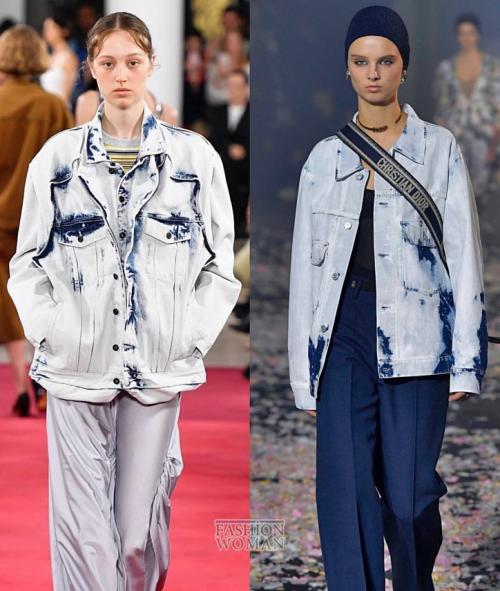 Звезды в джинсовых куртках. Джинсовая куртка - модный хит сезона