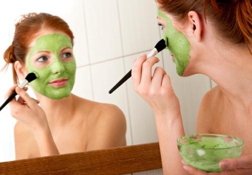 Маска против жирной кожи лица. Действие масок для жирной кожи лица