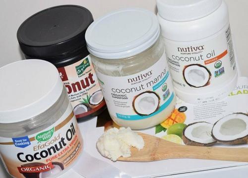 Кокосовое масло польза для волос. Виды кокосового масла