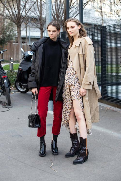 Луки на осень 2019. Уличная мода осень-зима 2019-2020 для женщин
