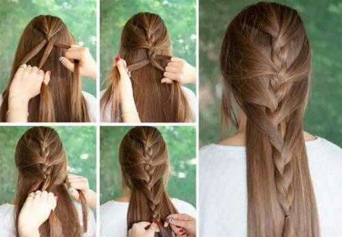 Как заколоть длинные волосы. Советы стилистов по прическам на длинные волосы