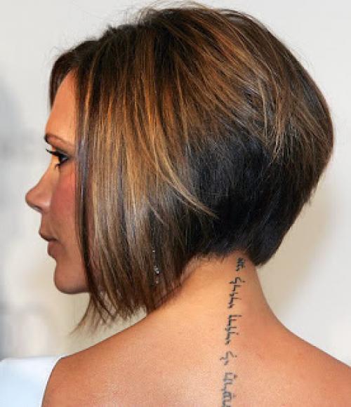 Стрижки для вьющихся волос и круглого лица. Боб-каре