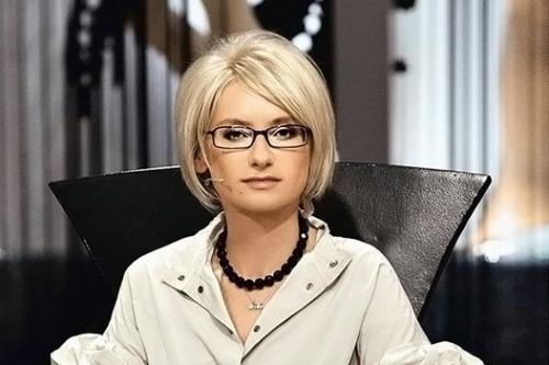 эвелина хромченко брюнетка фото: