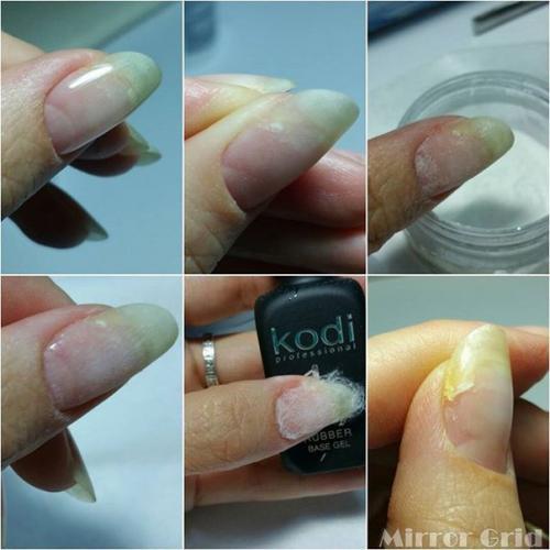 как дома покрыть ногти гель лаком