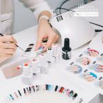 У нас есть все для того, чтобы вы научились создавать уникальные шедевры Nail - art?