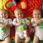 Дневник мамы тройняшек, часть 3.