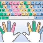 """Полезные советы: как научится печатать """"вслепую""""\xA0."""