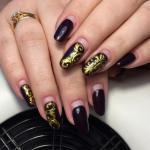"""Пост о том, как снятие гель лака фрезой """"Вредит"""" натуральным ногтям?"""