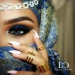 Восточный макияж.  Секреты арабского макияжа.