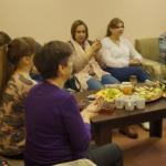 """Накануне международного женского дня наша организация провела """"День Красоты"""" для всех участниц троои """"добрые дела""""."""