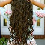 Красивые волосы - никогда не помеха!