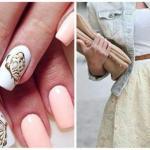 Тема: литье на ногтях?