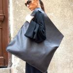 Ли счастливые женщины большие сумки носят?